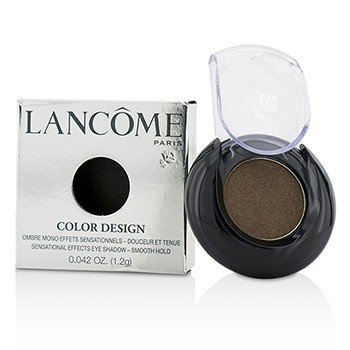 Lancôme Color Design Eyeshadow - # 127 Smoldering Cocoa (US Version)  1.2g/0.042oz