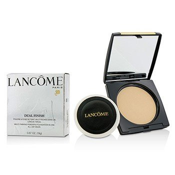 Lancome Dual Finish Multi Tasking Powder & Foundation In One - # 140 Ivoire (W) (US Version)  19g/0.67oz