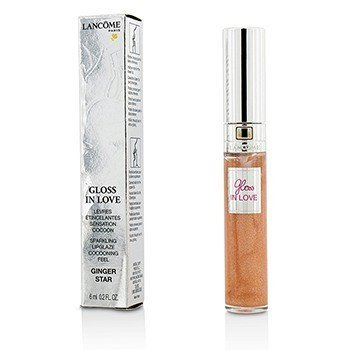 Lancome Gloss In Love Lip Gloss - # 212 Ginger Star  6ml/0.2oz