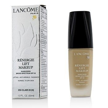 Lancome Renergie Lift Maquillaje SPF20 - # 255 Clair 20 (N) (Versión US)  30ml/1oz