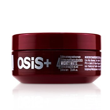 Schwarzkopf Osis+ Mighty Matte Crema Mate Ultra Fuerte (Ultra Fuerte)  85ml/2.8oz