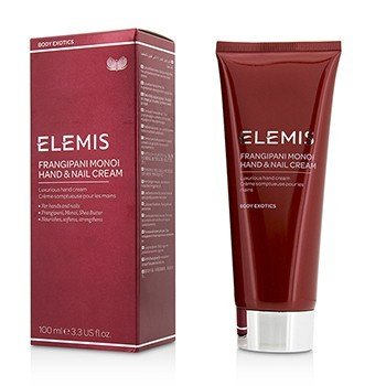 Elemis Exotic Frangipani Monoi Hand & Nail Cream  100ml/3.3oz