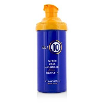 איטס אה 10 Miracle Deep Conditioner מרכך קרטין  548ml/17.5oz