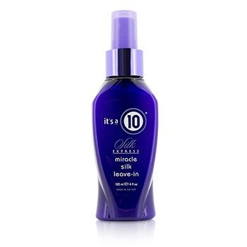 איטס אה 10 Silk Express Miracle Silk Leave-In  120ml/4oz
