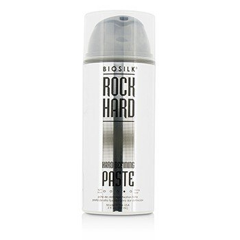 BioSilk Rock Hard Hard Defining Paste  89ml/3oz