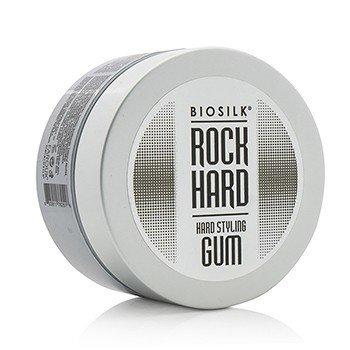 BioSilk Rock Hard Hard Styling Gum  54g/1.9oz