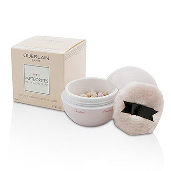 Guerlain Meteorites Happy Glow Pearls (Light Revealing Pearls Of Powder)  30g/1oz
