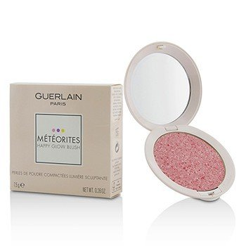 Guerlain Meteorites Happy Glow Blush (Light Sculpting Compacted Pearls of Powder)  7.5g/0.26oz