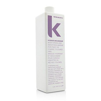 Kevin.Murphy Hydrate-Me.Masque (Moisturizing and Smoothing Masque - For Frizzy or Coarse, Coloured Hair)  1000ml/33.6oz