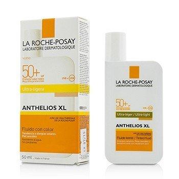 La Roche Posay Anthelios XL Fluido con Tinte Ultra Ligero SPF50+  50ml/1.7oz