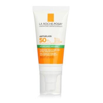 La Roche Posay Anthelios XL Gel-Crema de Toque Seco No Perfumada SPF50+ - Anti-Shine  50ml/1.7oz