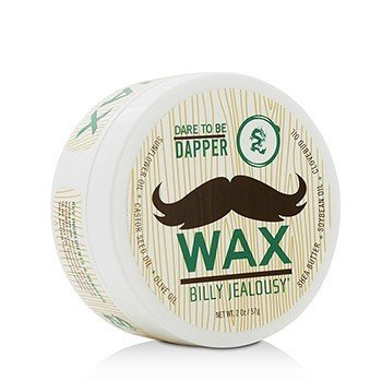 Billy Jealousy Wosk do wąsów Bulletproof Mustache Fiber Wax  57g/2oz