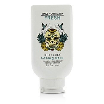 Billy Jealousy Tattoo Wash - Sabun Mandi  236ml/8oz