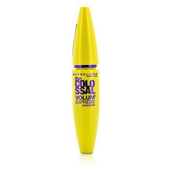 Maybelline Volum' Express The Colossal Mascara מסקרה - #Glam Black  10.7ml/0.36oz