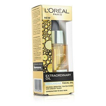 L'Oreal Age Perfect Extraordinary Aceite Facial Rebalanceador - Piel Mixta a Grasa  30ml/1oz