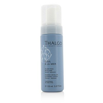Thalgo Eveil A La Mer Foaming Micellar Cleansing Lotion - for alle hudtyper  150ml/5.07oz