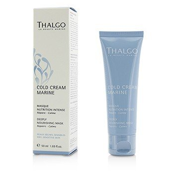 Thalgo Cold Cream Marine Deeply Nourishing Mask - For Dry, Sensitive Skin  50ml/1.69oz