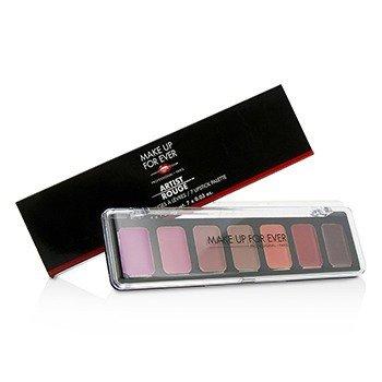 メイクアップフォーエバー Artist Rouge 7 Lipstick Palette - # 1  7x1g/0.03oz