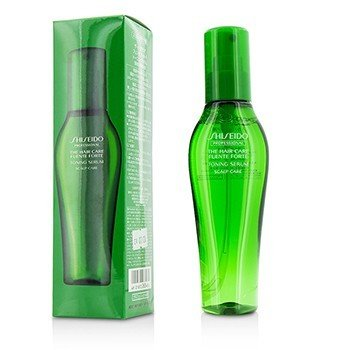 Shiseido The Hair Care Fuente Forte Toning Serum - Scalp Serum (Box Slightly Damaged)  125ml/4oz