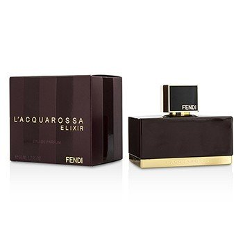 Fendi L'Acquarossa Elixir Eau De Parfum Spray  50ml/1.7oz