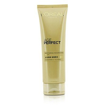 L'Oreal Age Perfect Espuma Nutritiva Restauradora  125ml/4.2oz