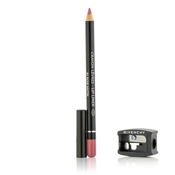 Givenchy Lip Liner (With Sharpener) - # 01 Rose Mutin  1.1g/0.03oz