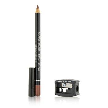 Givenchy Lip Liner (With Sharpener) - # 09 Moka Renversant  1.1g/0.03oz