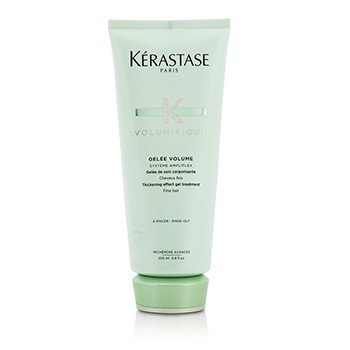 Kerastase Żel pogrubiajacy włosy Resistance Volumifique Thickening Effect Gel Treatment (For Fine Hair)  200ml/6.8oz