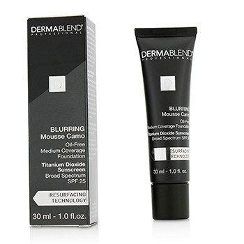Dermablend Blurring Mousee Camo Oil Free Foundation SPF 25 (medium dekning) - #45C Clay  30ml/1oz