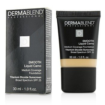 Dermablend Smooth Liquid Camo Foundation (Medium Coverage) - Natural 25N  30ml/1oz