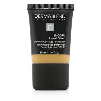 Dermablend Smooth Liquid Camo Foundation (Medium Coverage) - Honey 45W  30ml/1oz