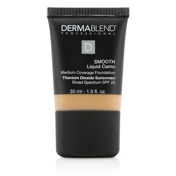 Dermablend Smooth Liquid Camo Foundation (Medium Coverage) - Honey Beige 50C  30ml/1oz