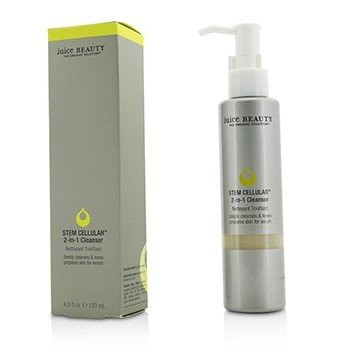 Juice Beauty Stem Cellular 2-In-1 Cleanser  133ml/4.5oz