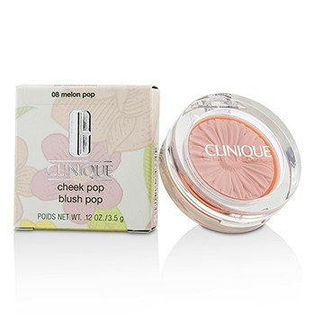 Clinique Cheek Pop - # 08 Melon Pop  3.5g/0.12oz