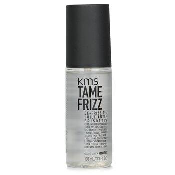 KMS California Tame Frizz De-Frizz Oil (Provides Frizz & Humidity Control For Up To 3 Days)  100ml/3.3oz