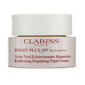 Clarins Bright Plus HP Brightening Repairing Night Cream (Unboxed)  50ml/1.7oz