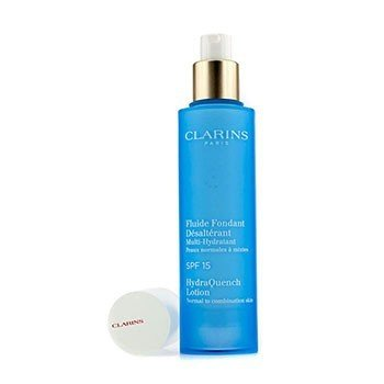 Clarins HydraQuench Lotion SPF15 - Normal to Combination Skin (Unboxed)  50ml/1.7oz