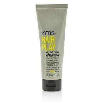 KMS California Krem do stylizacji włosów Hair Play Messing Creme (Provides 2nd-Day Texture and Grip)  125ml/4.2oz