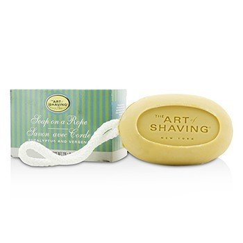 The Art Of Shaving Soap On A Rope - Eucalyptus & Verbena - Sabun Mandi  226g/8oz