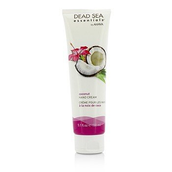 Ahava Dead Sea Essentials Coconut Crema de Manos  150ml/5.1oz