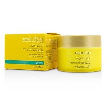Decleor Aroma Svelt Body Firming Oil-In-Cream  200ml/6.7oz