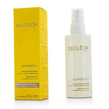 Decleor Mgiełka do twrzy Aurabsolu Refreshing Mist  100ml/3.3oz