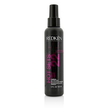 Redken Heat Styling Hot Sets 22 Thermal Setting Bruma  150ml/5oz