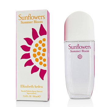Elizabeth Arden Sunflowers Summer Bloom Eau De Toilette Spray  100ml/3.3oz