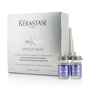 Kerastase Specifique Intense Long-Lasting Anti-Dandruff Care  12x6ml/0.2oz