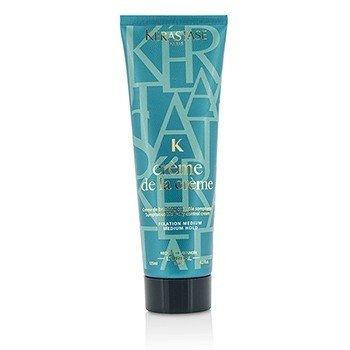 Kerastase Styling Creme De La Creme Sumptuous Blowdry Control Cream (Medium Hold)  125ml/4.2oz