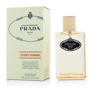Prada Les Infusions Fleur D'Oranger Eau De Parfum Spray  100ml/3.4oz