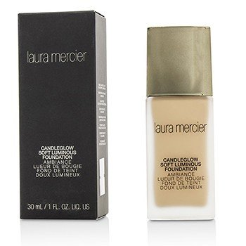 Laura Mercier Candleglow Soft Luminous Foundation - # 2C1 Ecru  30ml/1oz