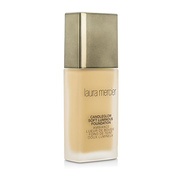 Laura Mercier Candleglow Soft Luminous Foundation - # 3W2 Golden  30ml/1oz