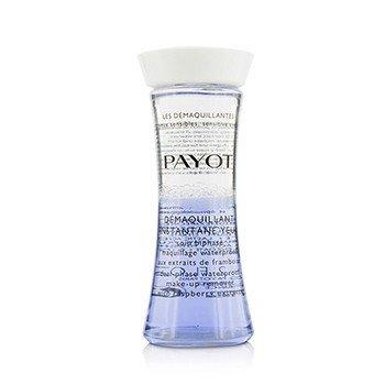 Payot Les Demaquillantes Demaquillant Instantane Yeux Dual-Phase Removedor de Maquillaje A Prueba de Agua - Para Ojos Sensibles  125ml/4.2oz